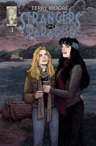 Strangers In Paradise XXV #3 (2018)