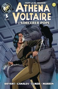 Athena Voltaire and the Sorcerer Pope #3 (2018)