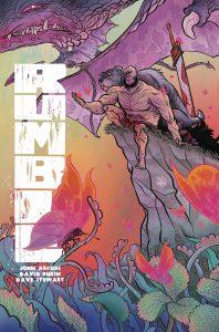 Rumble #5 (2018)