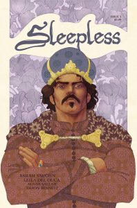 Sleepless #5 (2018)