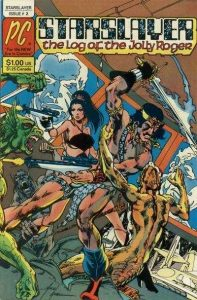 Starslayer #2 (1982)