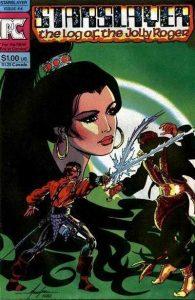 Starslayer #4 (1982)