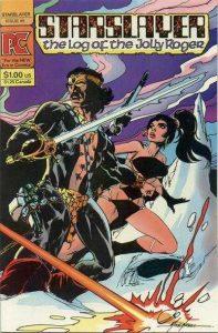 Starslayer #5 (1982)