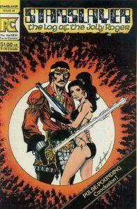 Starslayer #6 (1983)