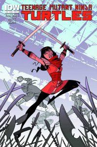 Teenage Mutant Ninja Turtles #13 (2012)