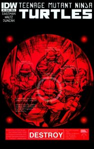 Teenage Mutant Ninja Turtles #6 (2012)