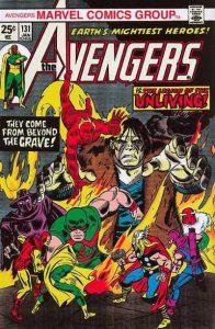 Avengers #131 (1975)
