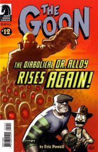 The Goon #12 (2005)