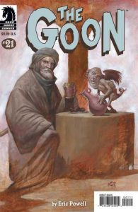 The Goon #21 (2008)