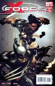 X-Force #1 (2008)