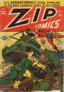 Zip Comics #32 (1942)