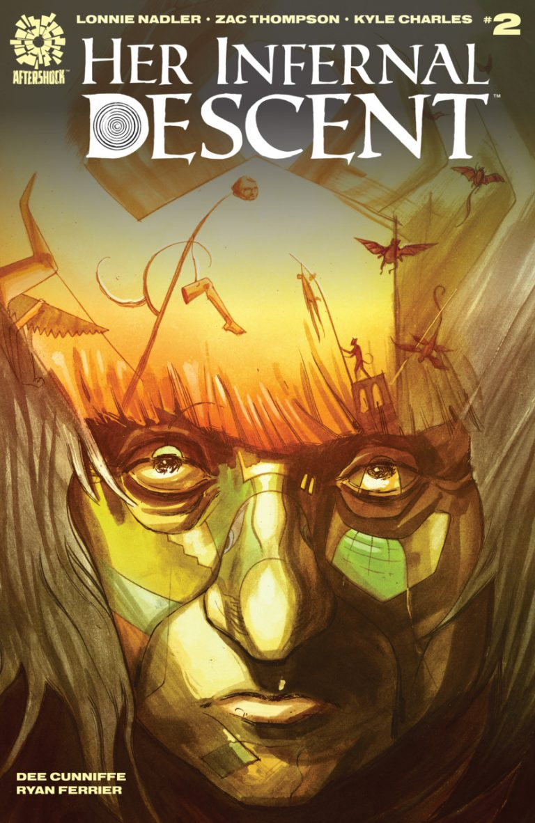 Her Infernal Descent #2 (2018)
