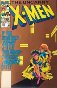 Cover of Jean Grey consoling Jubilee