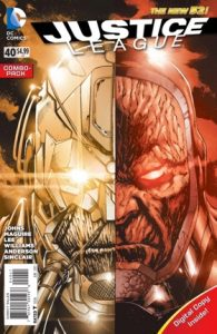 Cover of Darkseid