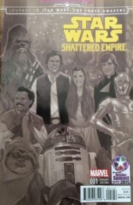 Cover image of the original Star wars rebel team