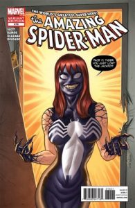 cover of Mary Jane venomized