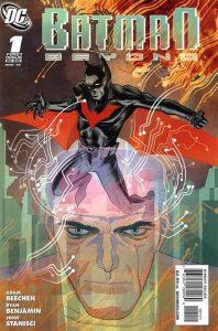 Batman Beyond #1 (2010)