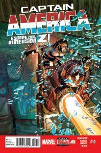 Captain America #10 (2013)
