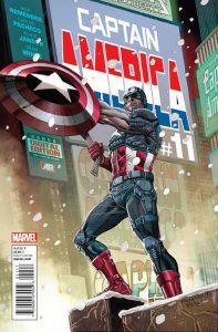 Captain America #11 (2013)
