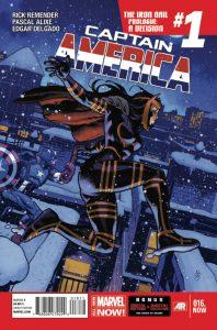 Captain America #16 (2014)