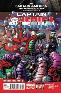 Captain America #18 (2014)