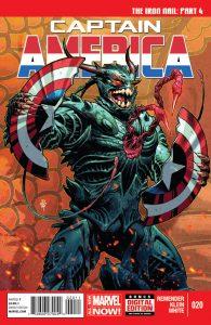 Captain America #20 (2014)