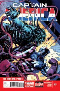Captain America #21 (2014)