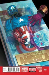 Captain America #22 (2014)