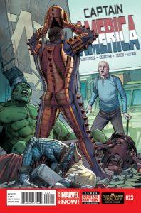 Captain America #23 (2014)