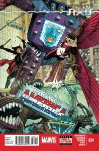 Captain America #24 (2014)