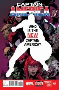 Captain America #25 (2014)