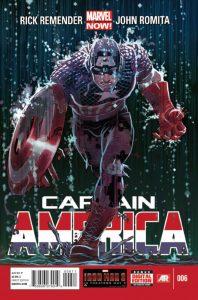 Captain America #6 (2013)