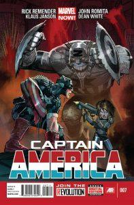 Captain America #7 (2013)