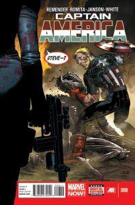 Captain America #8 (2013)
