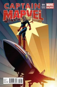 Captain Marvel #14 (2013)
