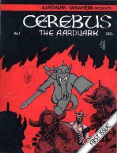 Cerebus #1 (1977)