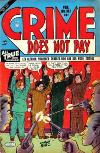 Crime Does Not Pay #107 (1952)
