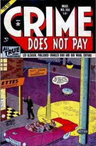Crime Does Not Pay #108 (1952)