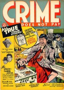 Crime Does Not Pay #24 (1942)