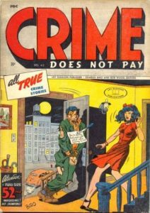 Crime Does Not Pay #43 (1945)