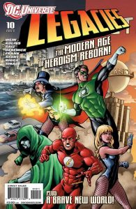 DCU: Legacies #10 (2011)