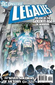 DCU: Legacies #2 (2010)