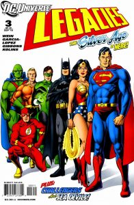 DCU: Legacies #3 (2010)