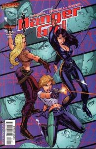 Danger Girl #1 (1998)