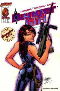 Danger Girl #1 (1998)
