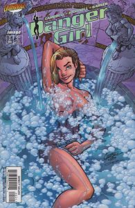 Danger Girl #2 (1998)