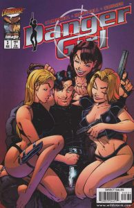 Danger Girl #3 (1998)