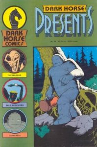 Dark Horse Presents #10 (1987)