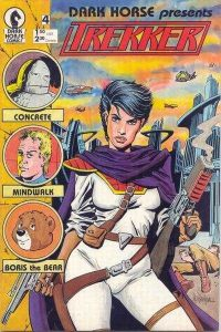 Dark Horse Presents #4 (1987)