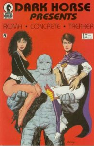 Dark Horse Presents #5 (1987)